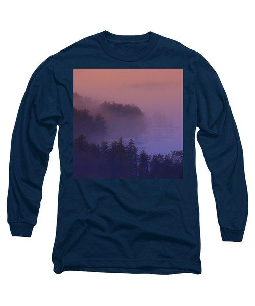 Melvin Bay Fog Long Sleeve T-Shirt