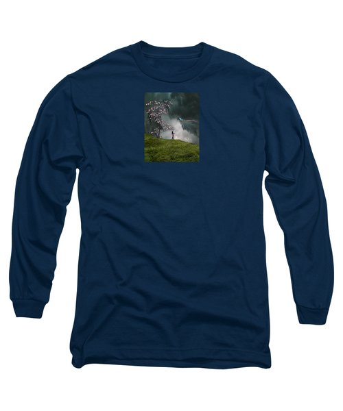 4166 Long Sleeve T-Shirt by Peter Holme III