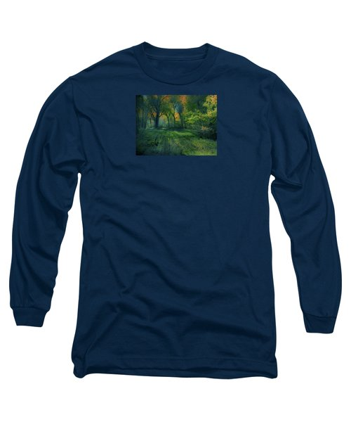 Long Sleeve T-Shirt featuring the photograph 4363 by Peter Holme III