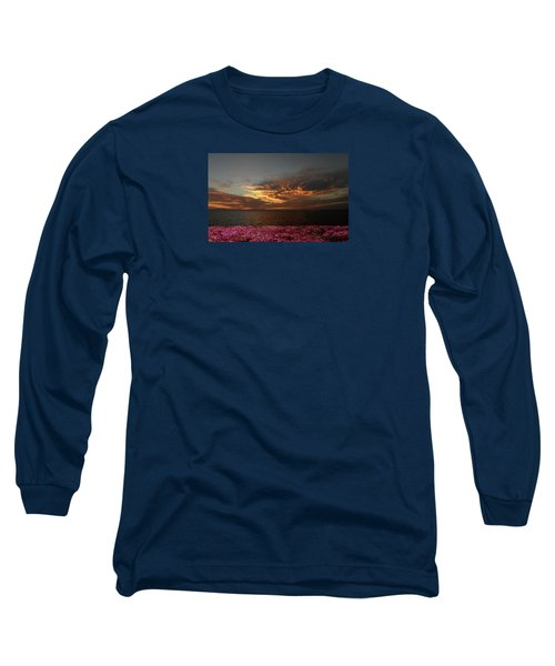 Long Sleeve T-Shirt featuring the photograph 4380 by Peter Holme III