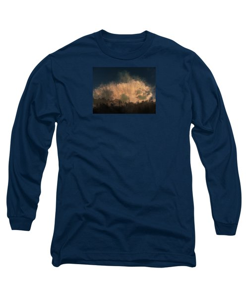 Long Sleeve T-Shirt featuring the photograph 4382 by Peter Holme III