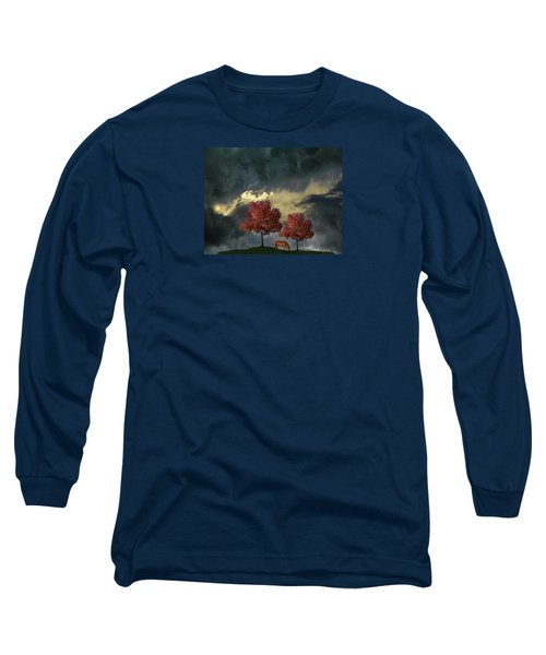 Long Sleeve T-Shirt featuring the photograph 4384 by Peter Holme III