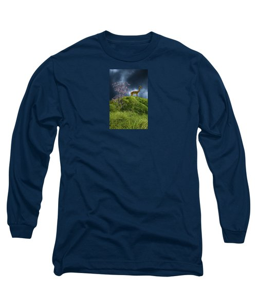 Long Sleeve T-Shirt featuring the photograph 4388 by Peter Holme III