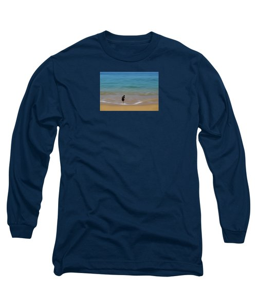 Long Sleeve T-Shirt featuring the photograph 4391 by Peter Holme III
