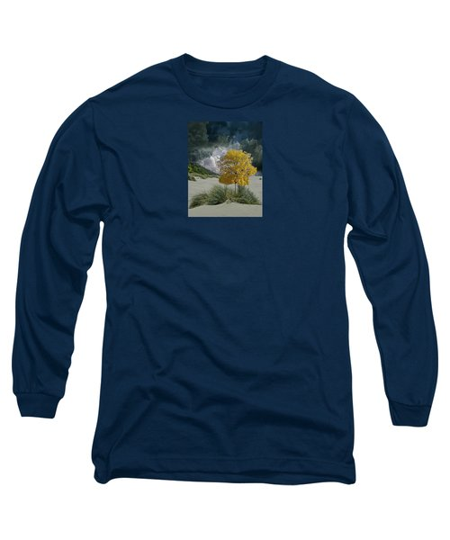 Long Sleeve T-Shirt featuring the photograph 4422 by Peter Holme III