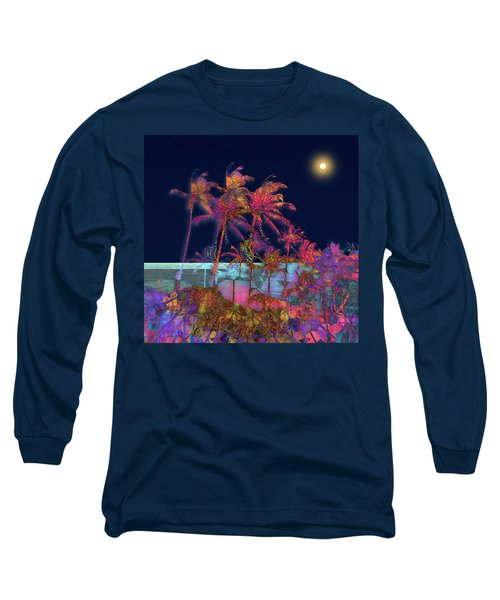 Long Sleeve T-Shirt featuring the photograph 4461 by Peter Holme III
