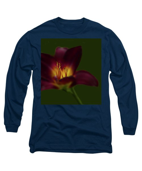 Long Sleeve T-Shirt featuring the photograph 4479 by Peter Holme III
