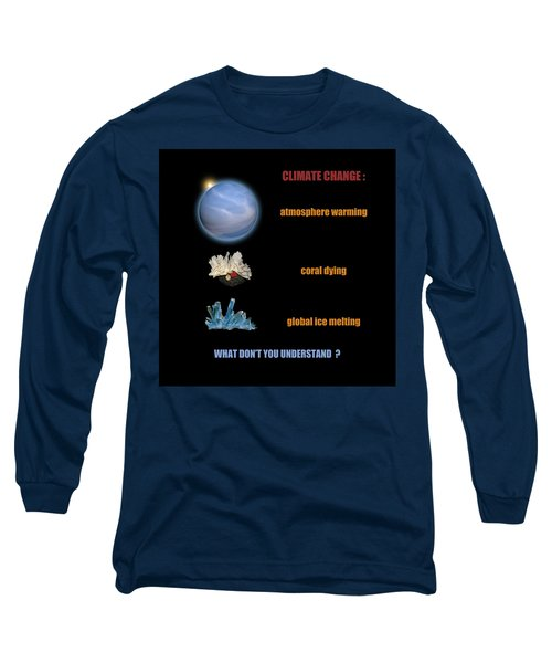 Long Sleeve T-Shirt featuring the photograph 4483 by Peter Holme III