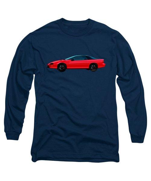 4th Generation Z28 Camaro Long Sleeve T-Shirt