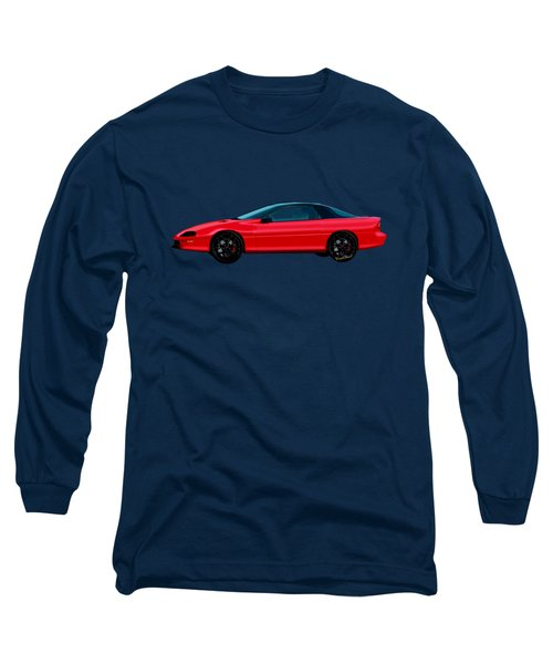 4th Generation Z28 Camaro Long Sleeve T-Shirt
