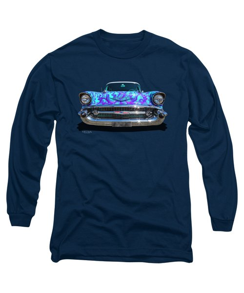 57 Full Frontal Long Sleeve T-Shirt