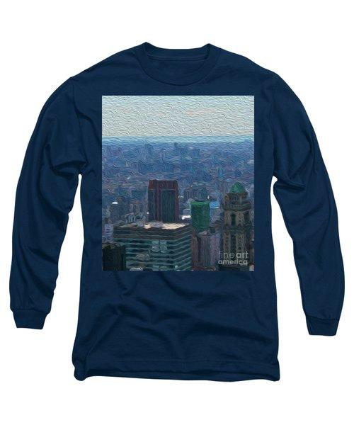 8-18-3057b Long Sleeve T-Shirt