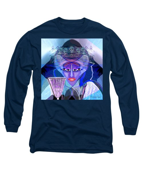 943 - Witchcraft A Long Sleeve T-Shirt