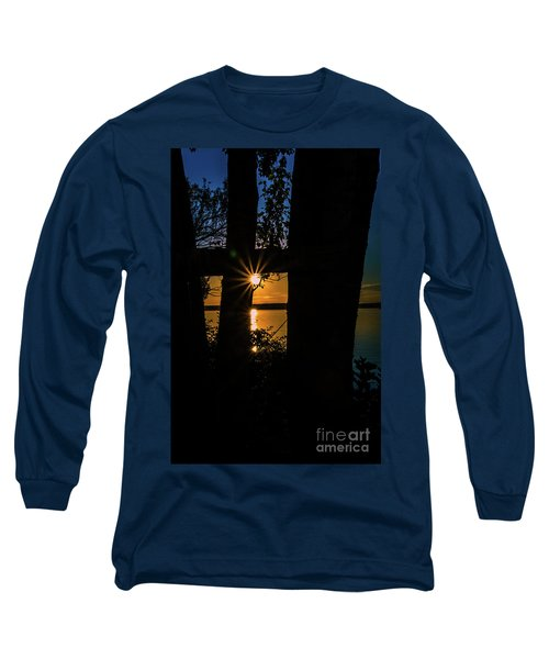 A Blissful Evening Long Sleeve T-Shirt