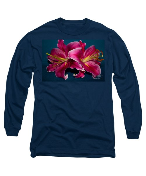A Bunch Of Beauty Floral Long Sleeve T-Shirt