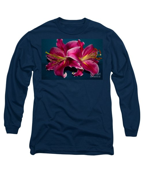 A Bunch Of Beauty Long Sleeve T-Shirt by Roberta Byram