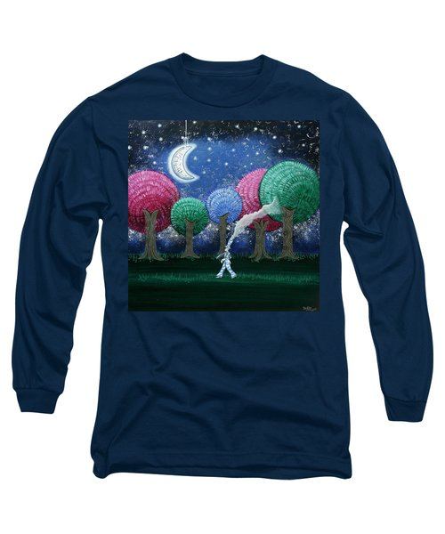 A Dream In The Forest Long Sleeve T-Shirt