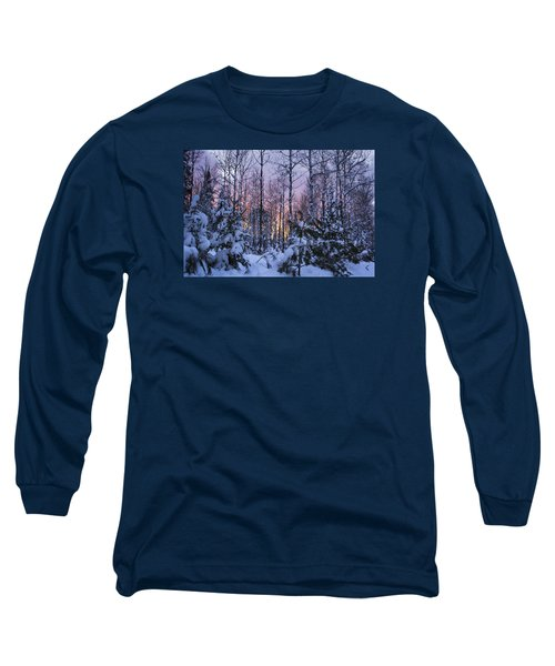 A Hidden Trail Long Sleeve T-Shirt