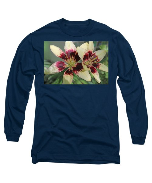 A Lily Among The Thorns Long Sleeve T-Shirt