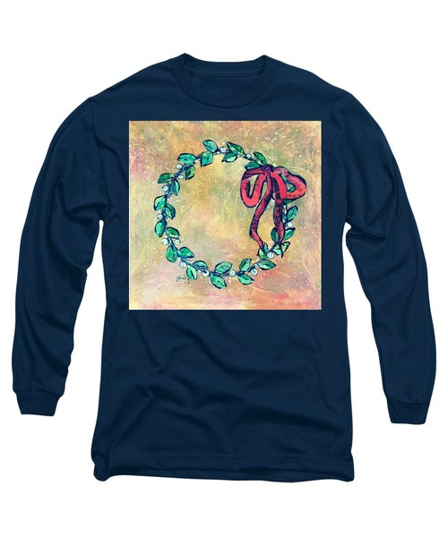 A Little Wreath Long Sleeve T-Shirt