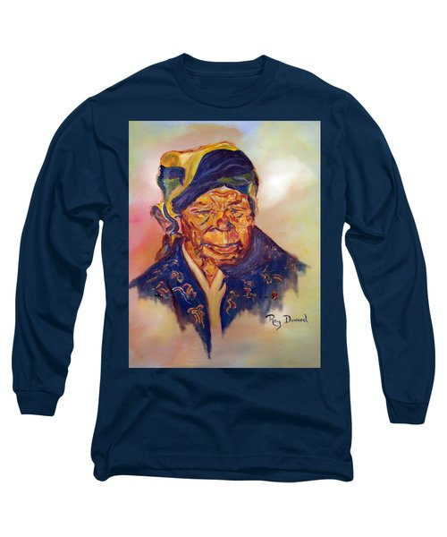 A Mothers Pride Long Sleeve T-Shirt by Raymond Doward