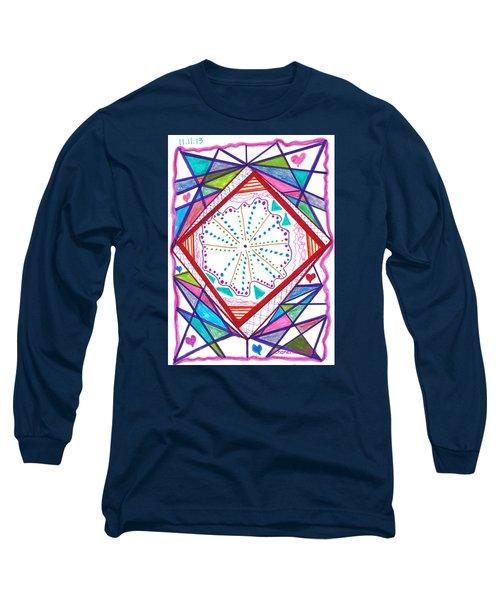 A New Angle Long Sleeve T-Shirt