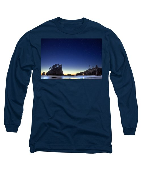 A Night For Stargazing Long Sleeve T-Shirt