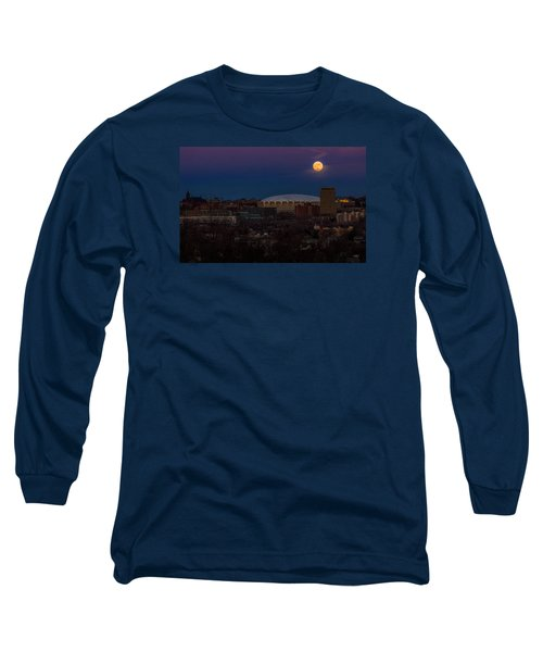 A Night To Remember Long Sleeve T-Shirt by Everet Regal