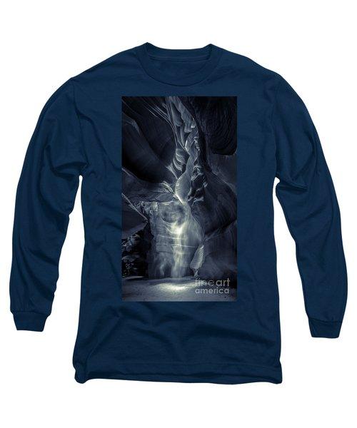 A Phantom Emerges From Antelope Canyon Long Sleeve T-Shirt