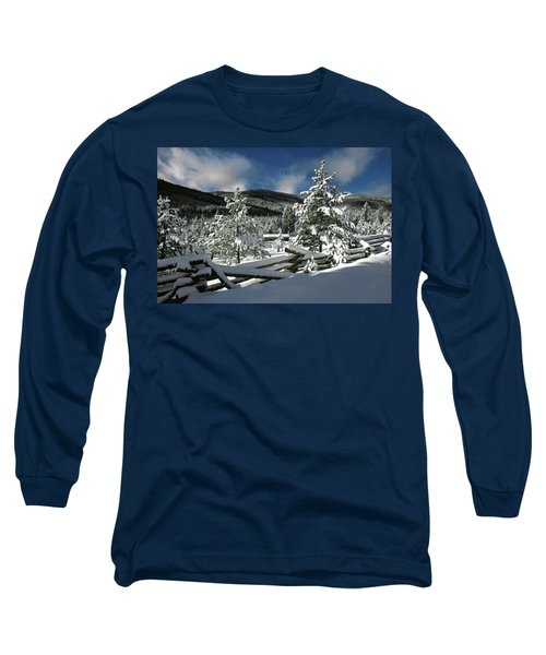 A Place In The Winter Sun Long Sleeve T-Shirt