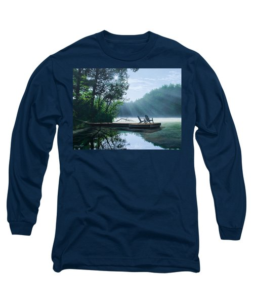 A Place To Ponder Long Sleeve T-Shirt