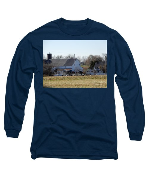A Sunny November Afternoon Long Sleeve T-Shirt