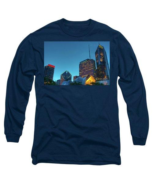 A View From Millenium Park Long Sleeve T-Shirt