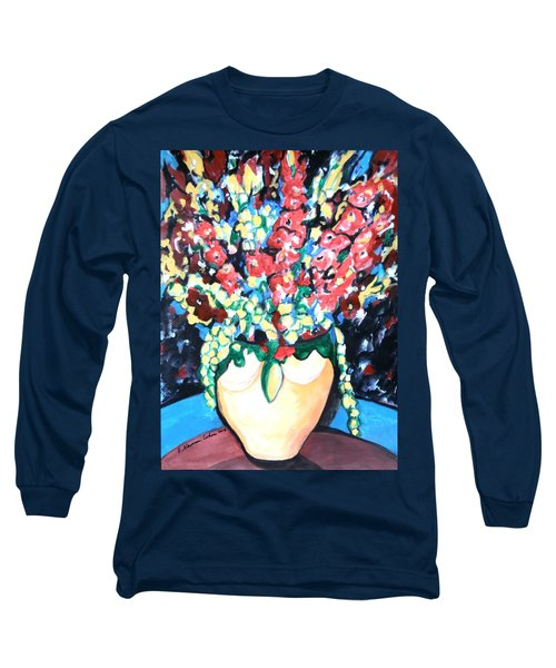 A Welcoming Bouquet Long Sleeve T-Shirt