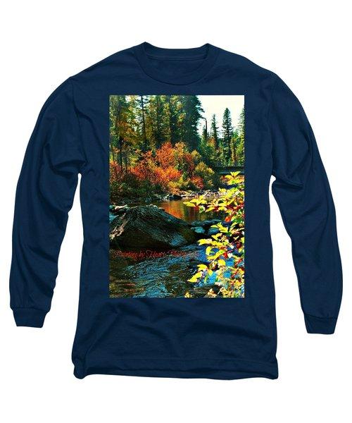 Above Tally Lake Long Sleeve T-Shirt
