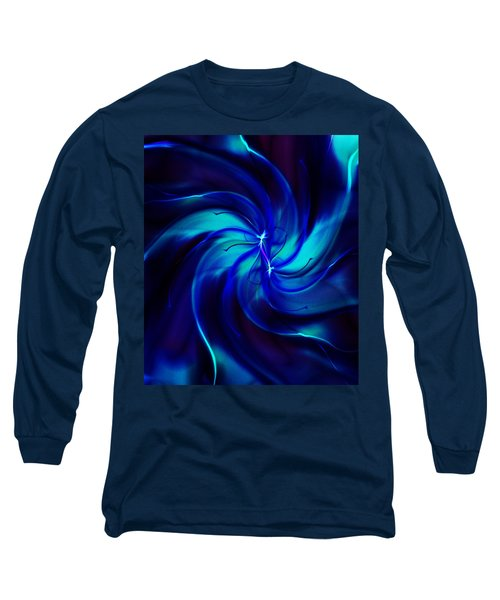 Abstract 070810 Long Sleeve T-Shirt
