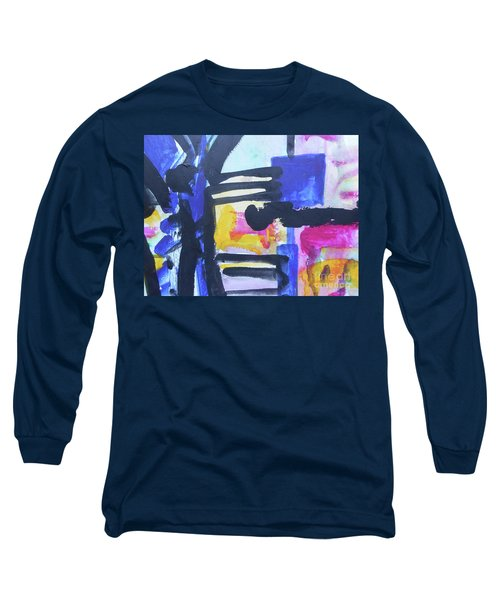Abstract-16 Long Sleeve T-Shirt