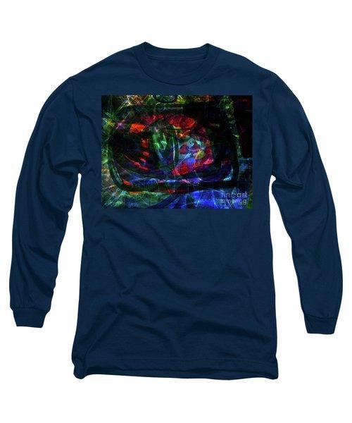 Abstract-34 Long Sleeve T-Shirt