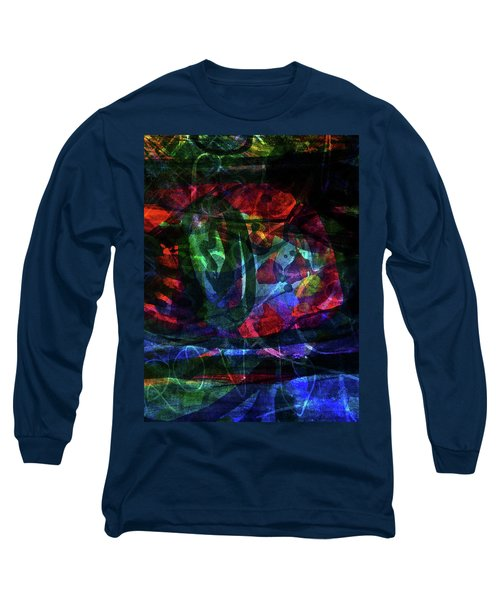Abstract-34 Long Sleeve T-Shirt