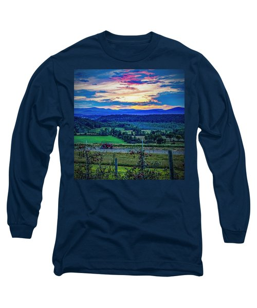 Adirondack Country Long Sleeve T-Shirt