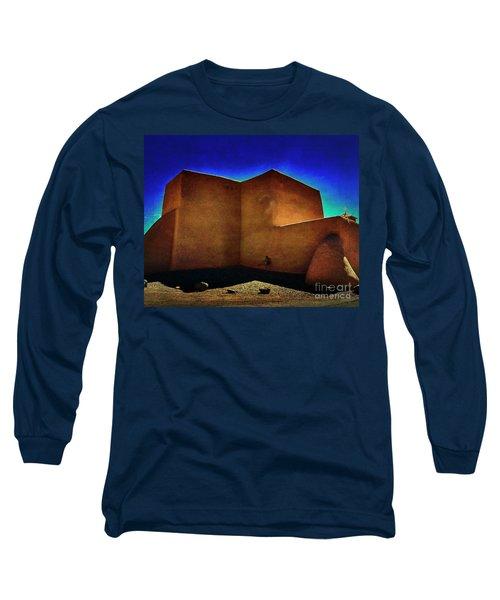 Adobe Church II Long Sleeve T-Shirt