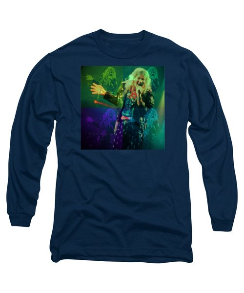 Adrenalized  1993 Long Sleeve T-Shirt by Luisa Gatti