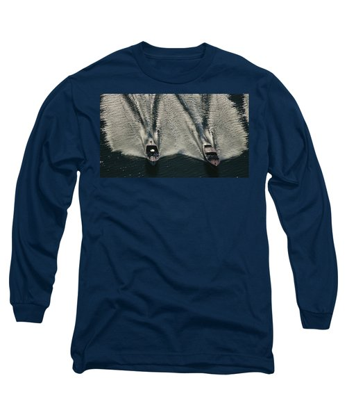 Aerial Wash Long Sleeve T-Shirt