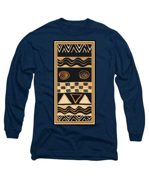 African Memories Long Sleeve T-Shirt
