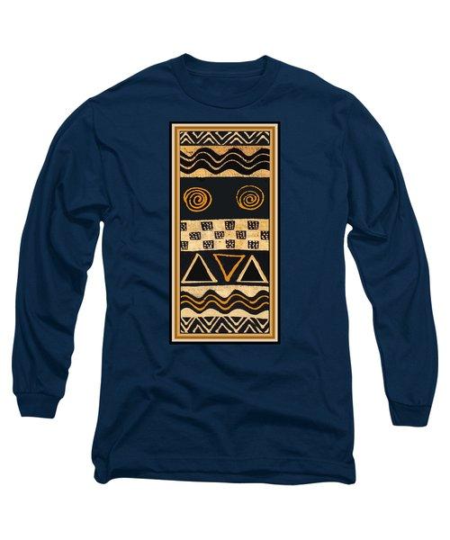 African Primordial Spirits - 2 Long Sleeve T-Shirt