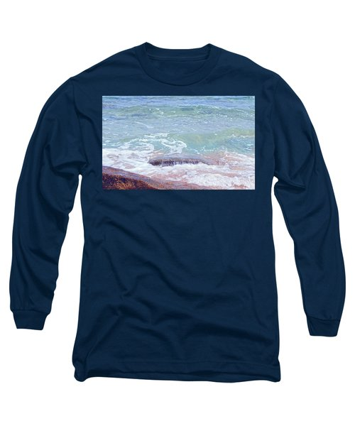 African Seashore Long Sleeve T-Shirt