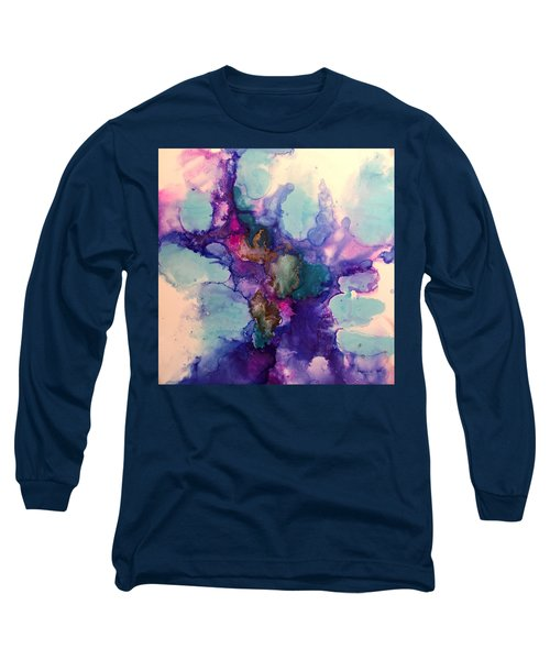 After The Storm Long Sleeve T-Shirt by Tara Moorman