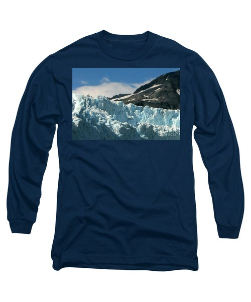 Aialik Glacier Long Sleeve T-Shirt