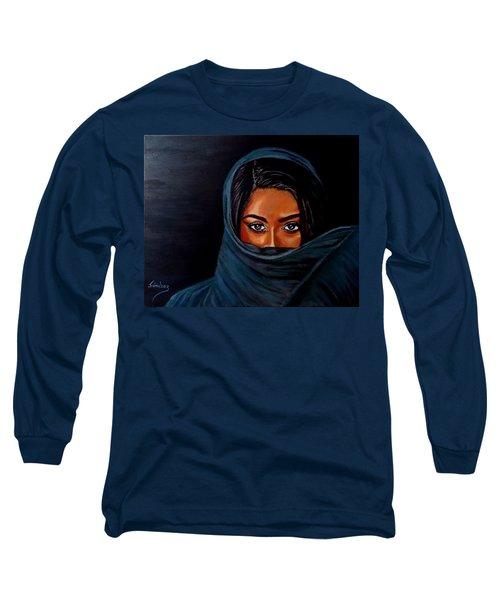 Al-andalus-1 Long Sleeve T-Shirt by Manuel Sanchez