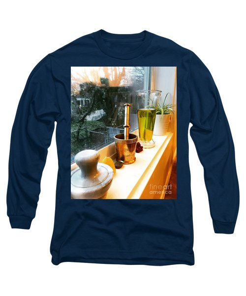 Alchemy And Oils Long Sleeve T-Shirt